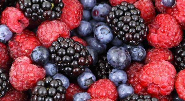 5 raisons de consommer des aliments antioxydants